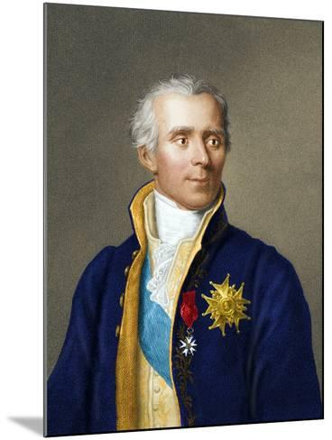 Pierre Simon, Marquis De Laplace-Maria Platt-Evans-Mounted Photographic Print