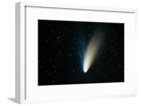 Comet Hale-Bopp-John Sanford-Framed Art Print