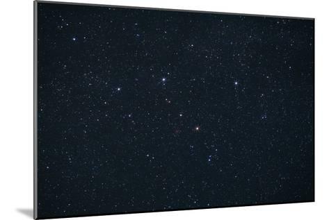 Cassiopeia Constellation-John Sanford-Mounted Photographic Print