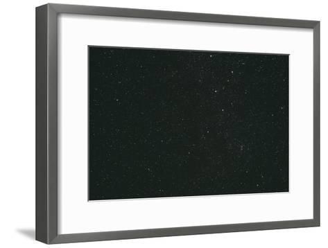 Cassiopeia Constellation-John Sanford-Framed Art Print