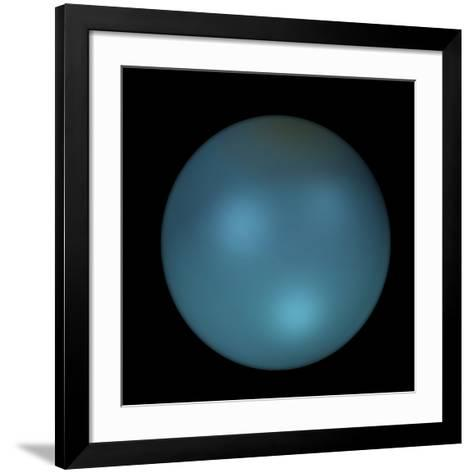 Uranus-Friedrich Saurer-Framed Art Print