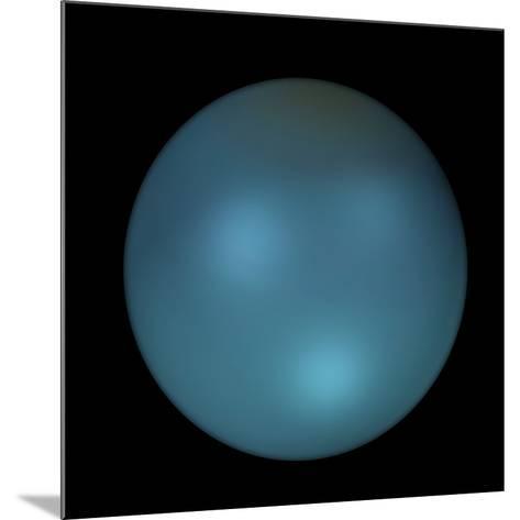 Uranus-Friedrich Saurer-Mounted Photographic Print