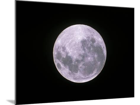 Full Moon-John Sanford-Mounted Photographic Print