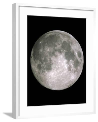 Full Moon-John Sanford-Framed Art Print