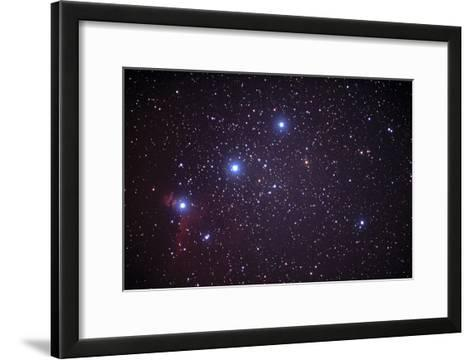 Orion's Belt-John Sanford-Framed Art Print
