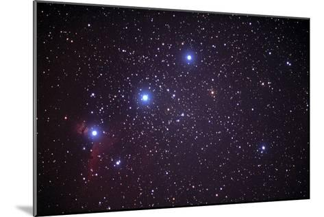 Orion's Belt-John Sanford-Mounted Photographic Print