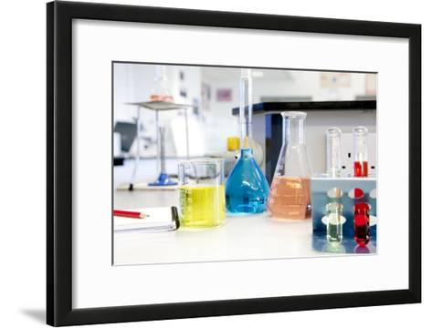 Science Classroom-Science Photo Library-Framed Art Print