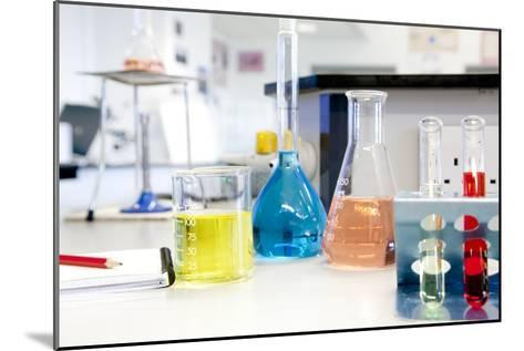 Science Classroom-Science Photo Library-Mounted Photographic Print