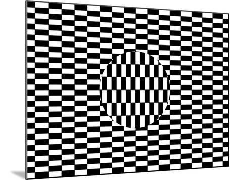 Ouchi Illusion-Science Photo Library-Mounted Photographic Print