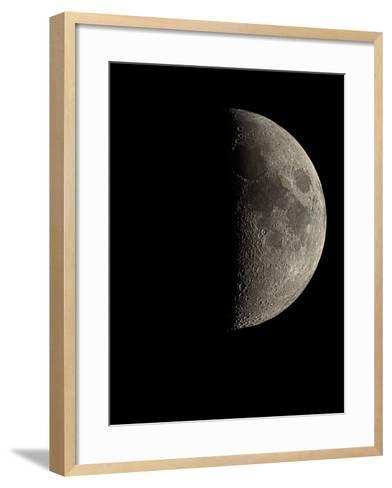Waxing Half Moon-Eckhard Slawik-Framed Art Print