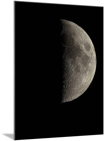 Waxing Half Moon-Eckhard Slawik-Mounted Photographic Print