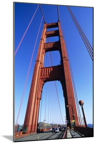 Golden Gate Bridge-Alan Sirulnikoff-Mounted Photographic Print