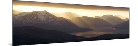 West Highland Coastline-Duncan Shaw-Mounted Photographic Print