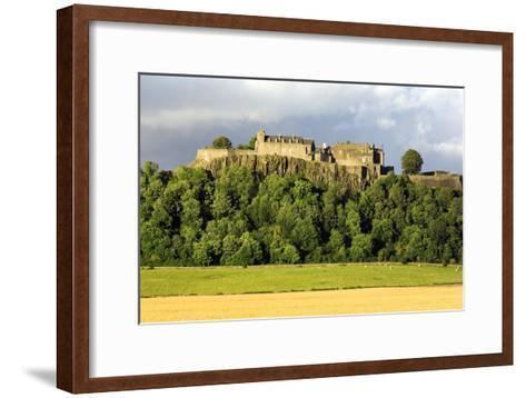 Stirling Castle, Scotland, UK-Duncan Shaw-Framed Art Print