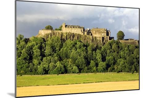 Stirling Castle, Scotland, UK-Duncan Shaw-Mounted Photographic Print
