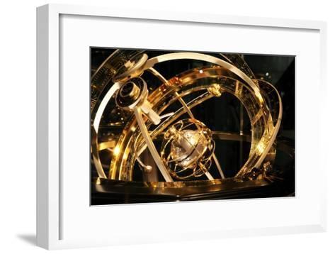 Armillary Sphere-Detlev Van Ravenswaay-Framed Art Print