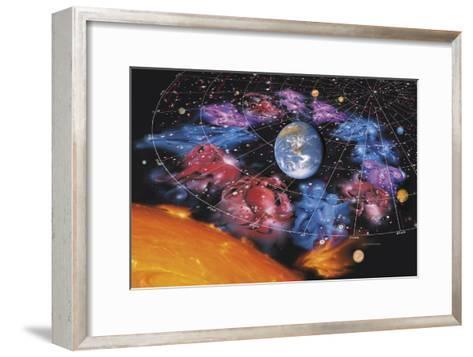 Zodiac Signs-Detlev Van Ravenswaay-Framed Art Print