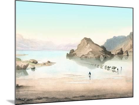 Desert Mirage, 1854 Artwork-Detlev Van Ravenswaay-Mounted Photographic Print
