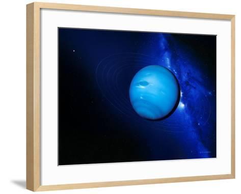Neptune-Detlev Van Ravenswaay-Framed Art Print