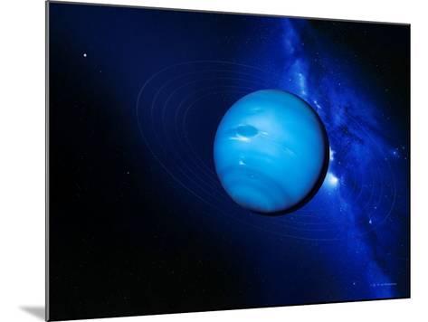 Neptune-Detlev Van Ravenswaay-Mounted Photographic Print