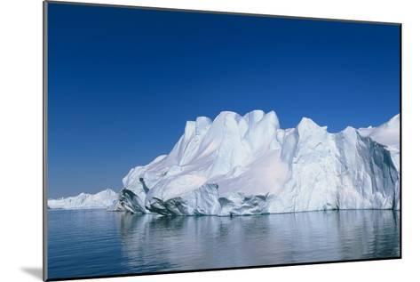Iceberg-Jeremy Walker-Mounted Photographic Print