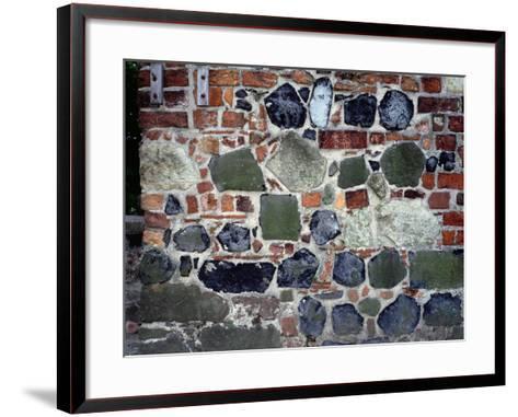 Rebuilt Wall-Dirk Wiersma-Framed Art Print