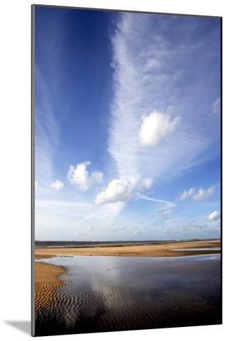 River Estuary-Dr. Keith Wheeler-Mounted Photographic Print