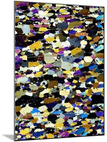 Lherzolite Ultra Basic Rock-Dirk Wiersma-Mounted Photographic Print