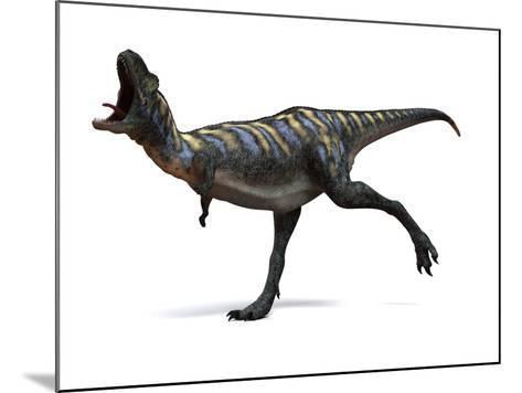 Aucasaurus Dinosaur, Artwork-SCIEPRO-Mounted Photographic Print