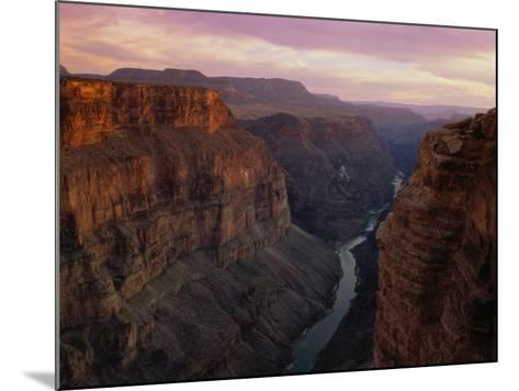 Colorado River in the Grand Canyon-Danny Lehman-Mounted Photographic Print
