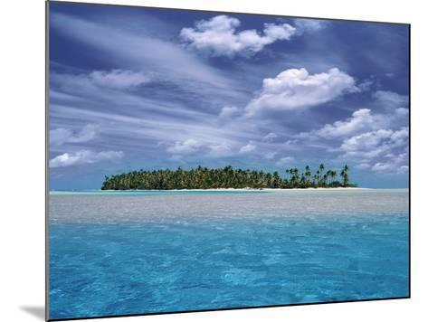 Tropical Island-Bill Ross-Mounted Photographic Print