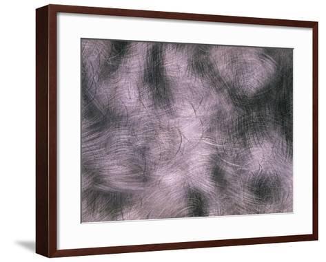 Brushed Aluminum-Cody Wood-Framed Art Print