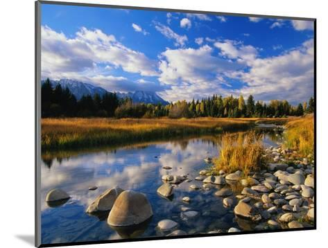 Snake River-Ron Watts-Mounted Photographic Print