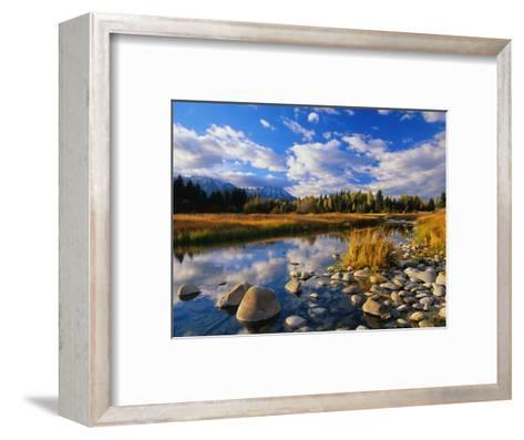 Snake River-Ron Watts-Framed Art Print