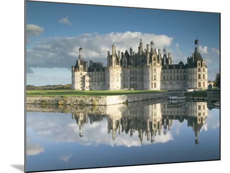 Chateau de Chambord-Paul Hardy-Mounted Photographic Print