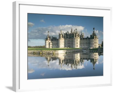 Chateau de Chambord-Paul Hardy-Framed Art Print