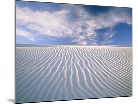 White Sands National Monument-Frank Lukasseck-Mounted Photographic Print