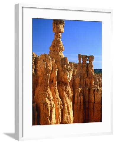 USA, Utah, Bryce Canyon-Rainer Hackenberg-Framed Art Print