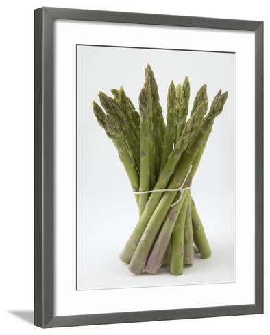 Bunch of Asparagus--Framed Art Print