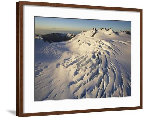 Fox Glacier-Paul Souders-Framed Art Print