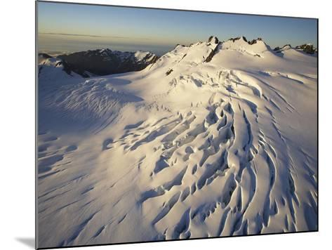 Fox Glacier-Paul Souders-Mounted Photographic Print