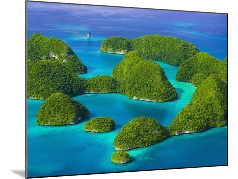Rock Islands-Bob Krist-Mounted Photographic Print