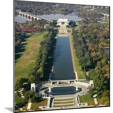 Lincoln Memorial-Ron Chapple-Mounted Photographic Print