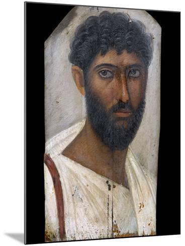 Fayum Portrait of a Bearded Man-S^ Vannini-Mounted Photographic Print