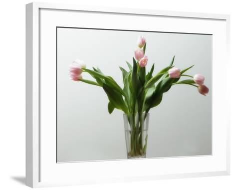 Flower Arrangement--Framed Art Print