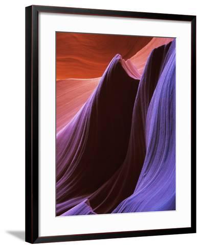 Antelope Canyon-William Manning-Framed Art Print