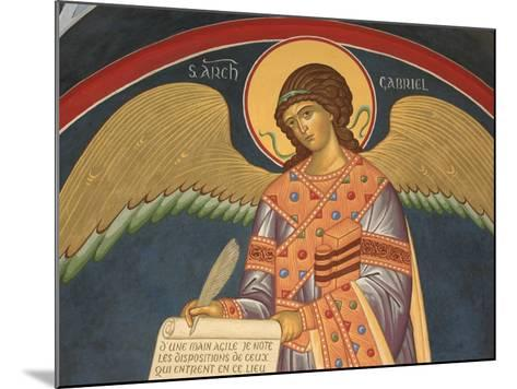 Gabriel Fresco at Monastery of Saint-Antoine-le-Grand-Pascal Deloche-Mounted Photographic Print