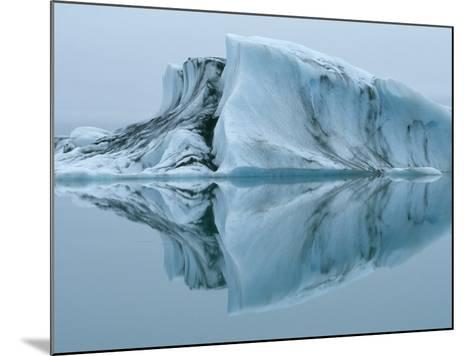 Jokulsarlon Glacier Lake-Micha Pawlitzki-Mounted Photographic Print