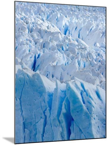 Perito Moreno Glacier-John Eastcott & Yva Momatiuk-Mounted Photographic Print