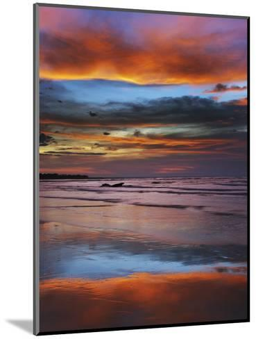Thunderstorm Clouds over Timor Sea Before Monsoon-Frank Krahmer-Mounted Photographic Print